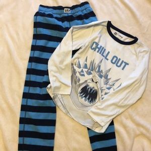 Gap Disney PJ set